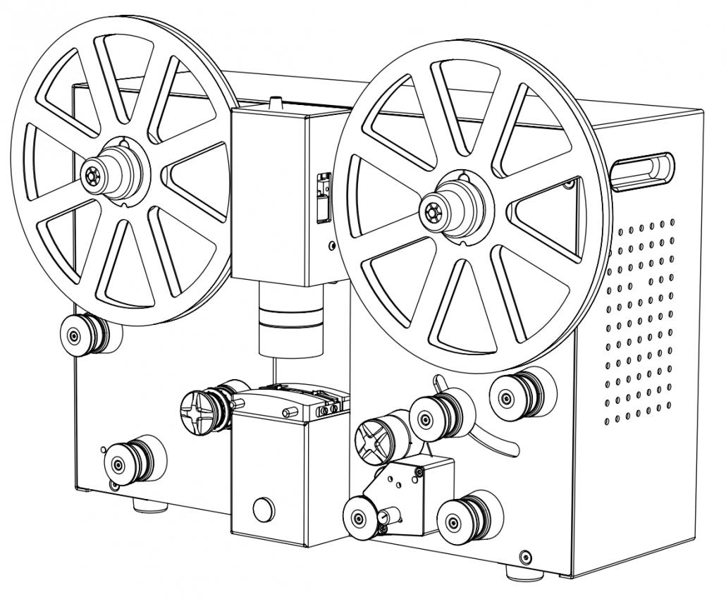 FILMFABRIEK PRESENTS THE PICTOR FILM SCANNER – Filmfabriek